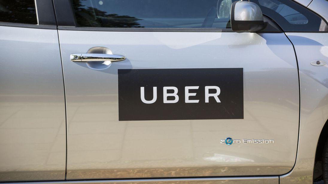 Uber fined £385,000 over customer hack failings