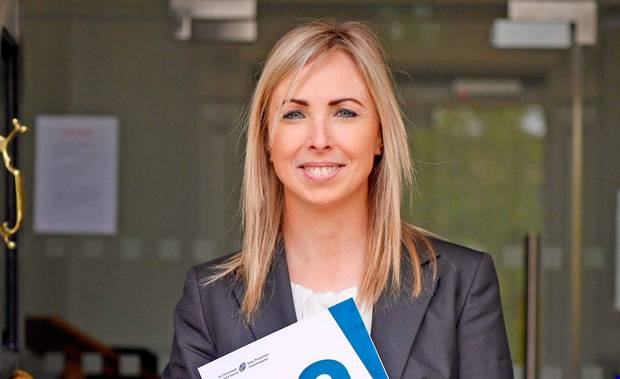 Helen Dixon: Ireland's Data Protection Commissioner. Photo: Adrian Weckler