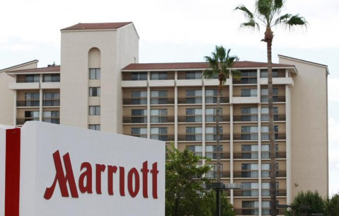 Marriott data breach is a developing story that will give more news in the next days: ASSOCIATED PRESS