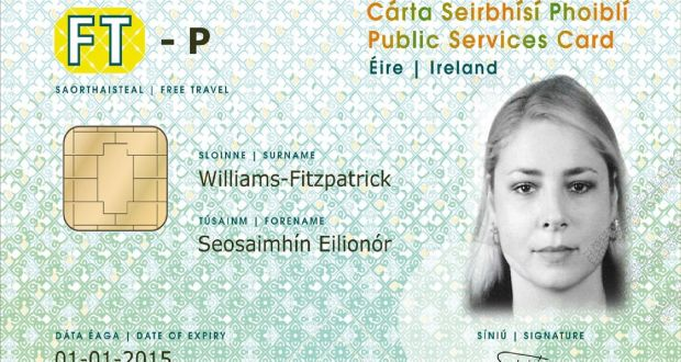 Department refuses to release details of public services card inquiry